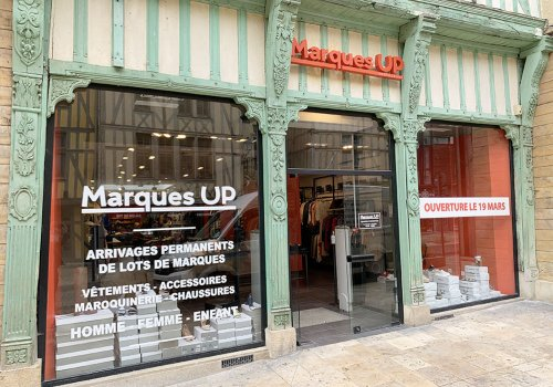 Marques Up