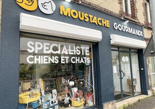 Moustache Gourmande