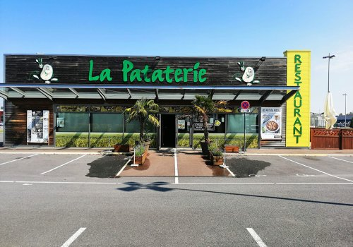 La Pataterie Romilly