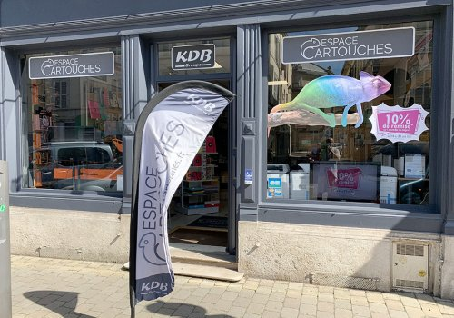 Espace Cartouches/Groupe KDB