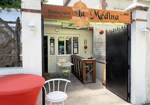 La Médina Chez Imane