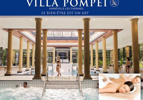 Villa Pompéi Amnéville