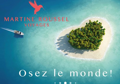 Martine Roussel Voyages