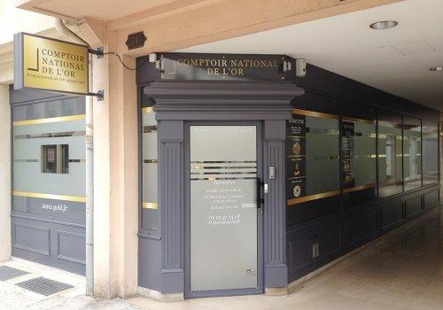 Le Comptoir National de L'Or